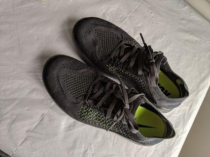 sale retailer 7c819 106b3 Nike Free RN Flyknit 2018 Black Black