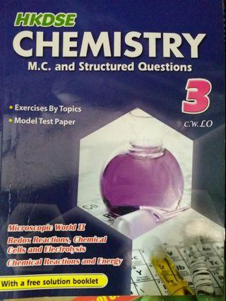 DSE Chem MC and Structured Questions 3