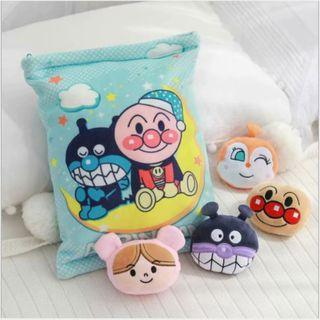 Cutie Soft Toy Anpanman