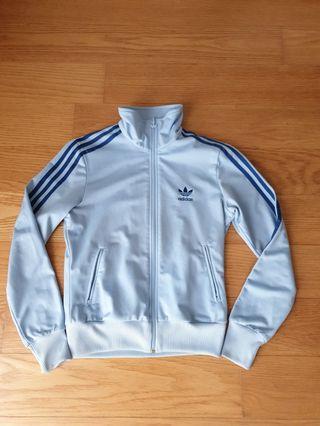 🚚 Adidas Originals Blue Jacket
