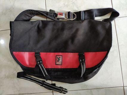 TURUN HARGA ! Chrome Messenger Bags Original