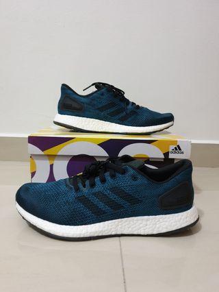 50% OFF BNIB NEW Authentic Adidas PureBoost DPR Navy US9 / UK8.5