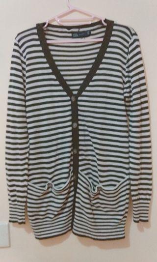 Stripes Cardigan by ZARA