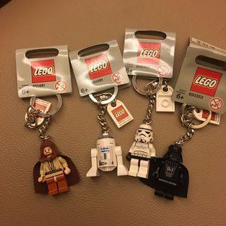 Lego 鎖匙扣4個