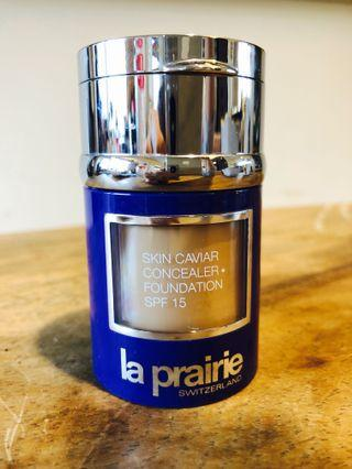 La Prairie 魚子精華緊緻修護粉底 SPF15 原價$1680