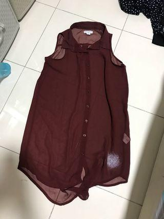 🚚 Chiffon tee shirt dress #EndgameYourExcess