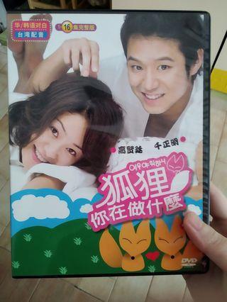[WTS] 狐狸你在做什么 Korean Drama DVD