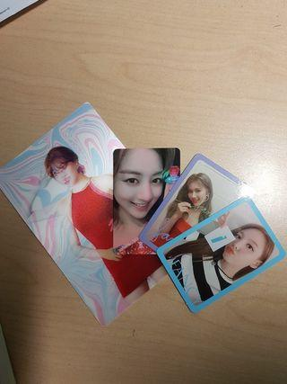 [WTT/WTS] TWICE FANCY YOU LENTICULAR AND PHOTOCARDS (PC)