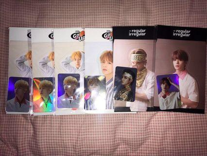 WTS READYSTOCK NCT POP UP HOLO STANDEE