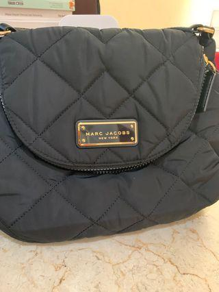 Marc Jacobs Quilted Nylon messenger