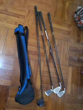 Men golf set