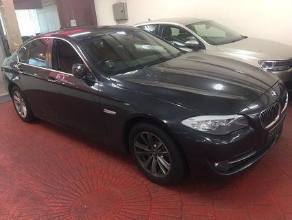 Bmw 520i for rent