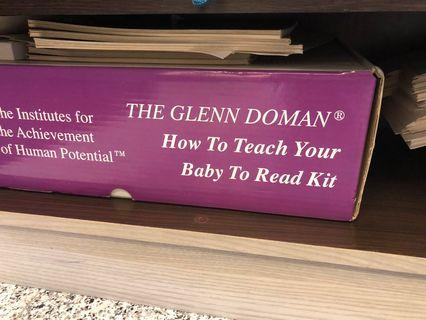 Glenn Domann Flash card set