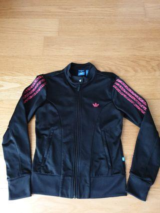 🚚 Adidas Originals Black Pink Jacket