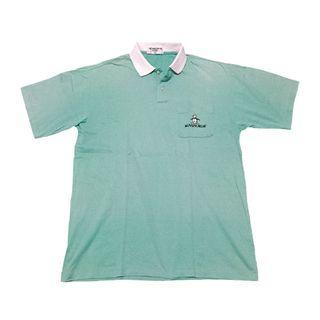 Munslingwear Torquise Polo Shirt