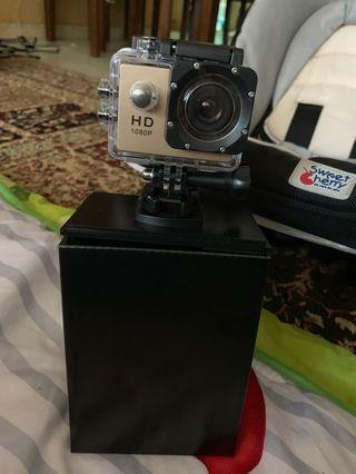 Sport action camera go pro MURAH