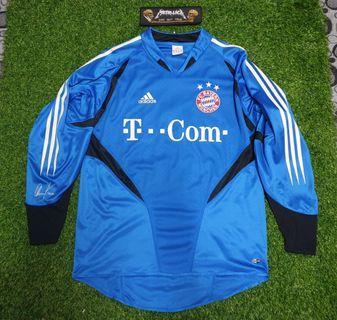 Bayern Munich 2004-2005 Goalkeeper kit