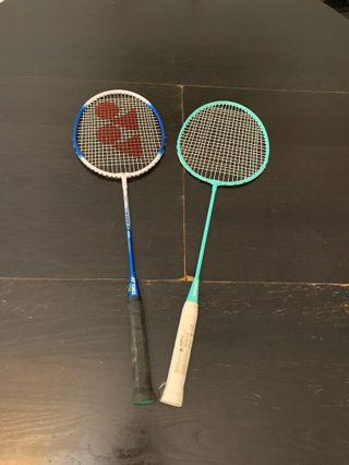 2 for $19, Yonex Badminton Racket