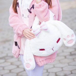 Kawaii Rabbit Plush Bag