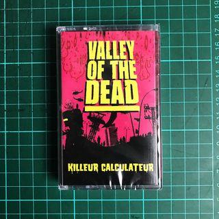 Killeur Calculateur - Valley Of The Dead Cassette Tape