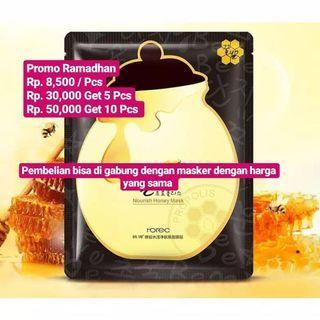 Nourish Honey Mask ~ black : oily skin