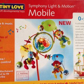 Motion Music Dolls for Cot