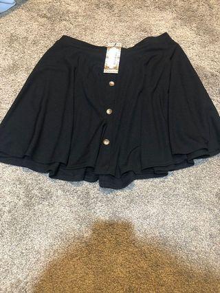 Boohoo Skater Skirt