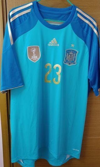 [BB來了清屋蝕讓] 西班牙 2014 世界盃 龍門衫