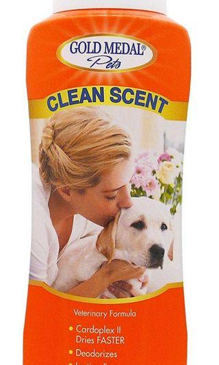 Gold Medal Pets Clean Scent Shampoo 500ml (Brand New) Exp:Aug2021