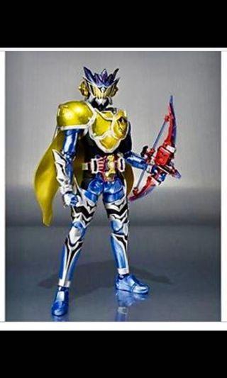 全新啡盒 未開封 BANDAI 魂Shop 限定 SHF Masked Rider Duke 杜古 Lemon Energy Arms 假面騎士 鎧武