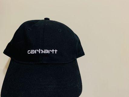 CARHARTT LOGO 老帽 黑色 99%NEW