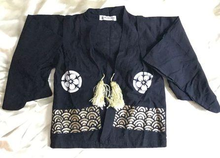 🚚 Japanese boy kimono outer wear