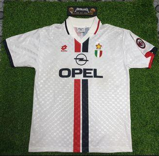 Ac Milan Away 1995-97 Player Issue