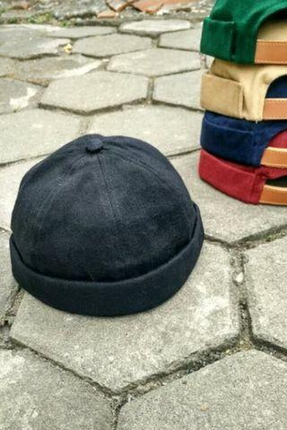 #mauthr MIKI HAT - TOPI PECI CAPS