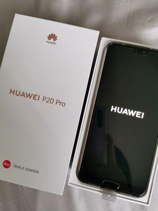 🚚 Huawei P20 Pro Black