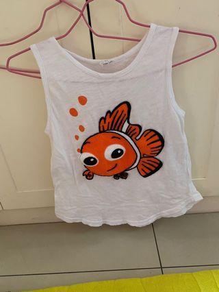 🚚 夏天小丑魚上衣