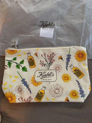 kiehl's 化妝袋