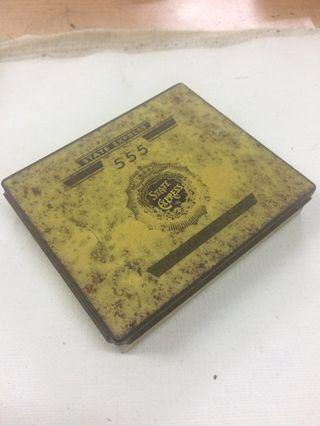 Vintage Tin Box (State Express) for cigarette