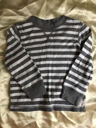 Carters cold long sleeves wear
