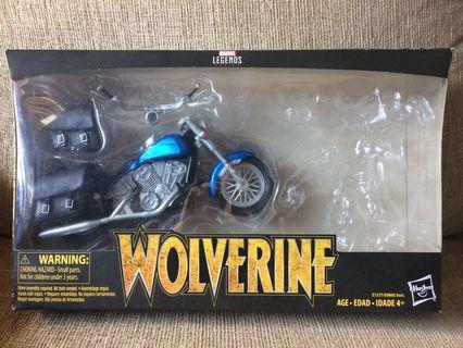 Marvel Legends/Riders Logan's Bike (Wolverine)