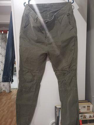 Zara basic pants