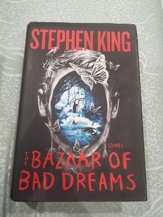 Stephen King hard cover