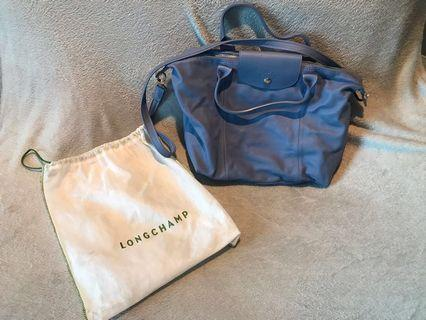 Longchamp Cuir leather (authentic)