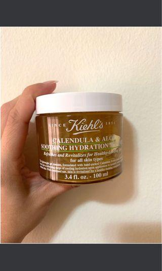 Kiehl's soothing hydration mask 100ml