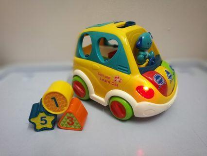VTECH Sort & Learn Car