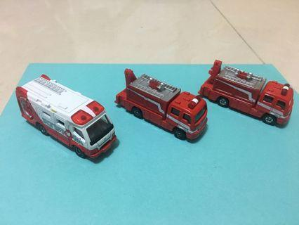 玩具消防車
