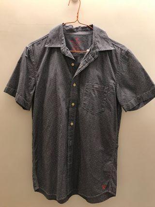 🚚 AE 短袖男襯衫滿版