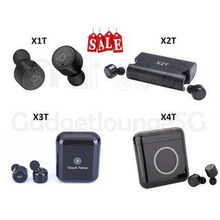 <SG IN STOCK>🔥 X1T , X2T , X3T , X4T Mini Bluetooth Earphone CSR 4.2