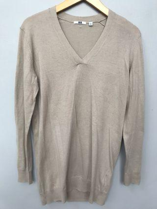 Knitwear uniqlo sweater rajut