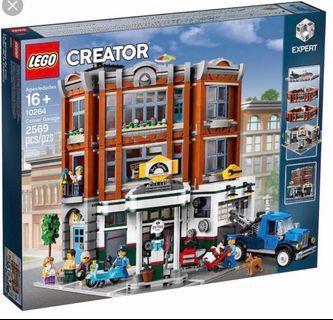 Lego 10264 car garage modular creator